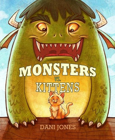 Monsters Vs. Kittens (Stan Lee's Kids Universe)