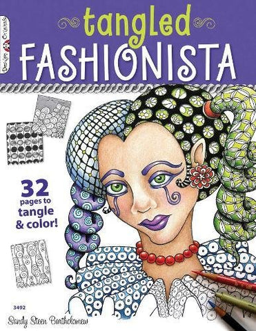 Tangled Fashionista (Design Originals)