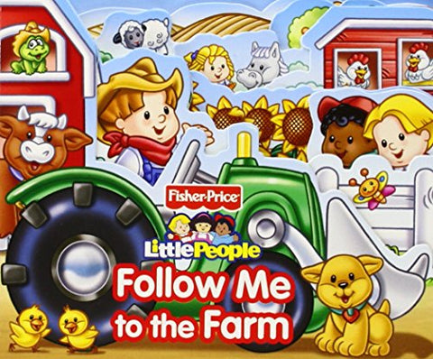 Fisher Price Little People Follow Me to the Farm