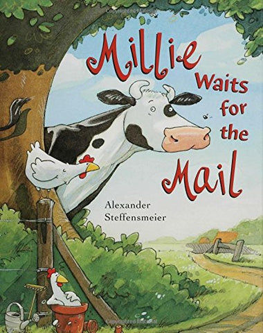 Millie Waits for the Mail (Millies Misadventures)