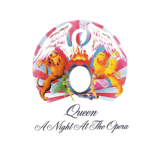 Queen - A Night at the Opera (LP)