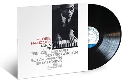 Herbie Hancock - Takin' Off (Blue Note 80th Anniversary 180g LP)