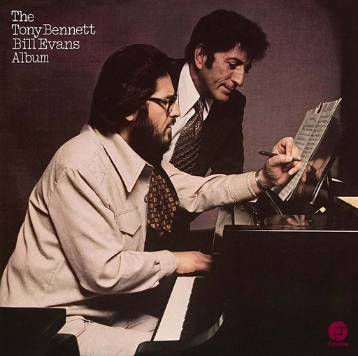 Bill Evans - The Tony Bennett / Bill Evans Album (LP)