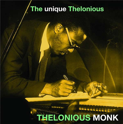 Thelonious Monk - The Unique Thelonious (LP)