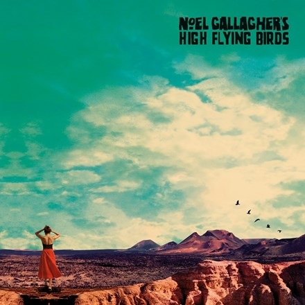 Noel Gallagher's High Flying Birds - Who Built the Moon? (180g LP)