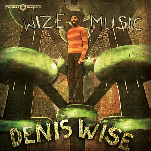 Denis Wise - Wize Music (Import LP)