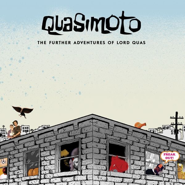 Quasimoto - The Further Adventures of Lord Quas (LP)