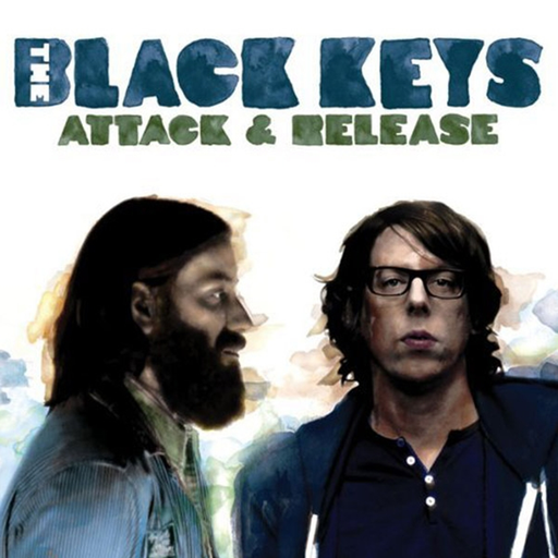 Black Keys - Attack and Release (LP)