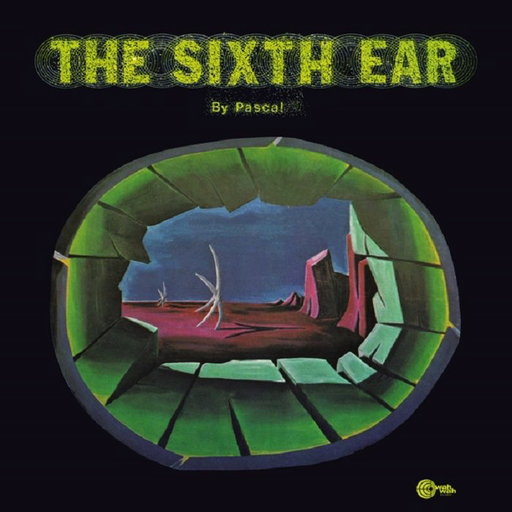 Nik Pascal Raicevik - The Sixth Ear (Import LP)