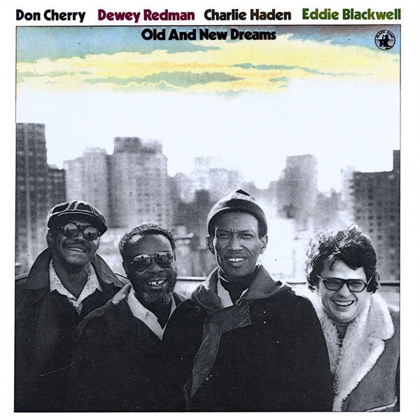 Don Cherry, Dewey Redman, Charlie Haden, Eddie Blackwell - Old And New Dreams (LP+CD)