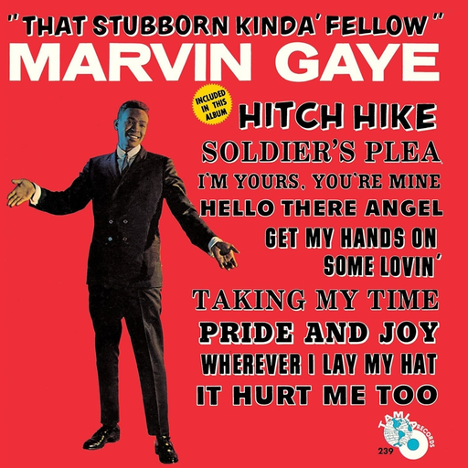 Marvin Gaye - That Stubborn Kinda' Fellow (LP)