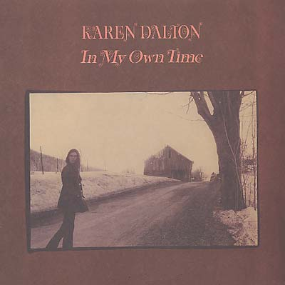 Karen Dalton - In My Own Time (LP)