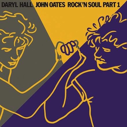 Daryl Hall and John Oates - Rock N Soul Part 1 (LP)