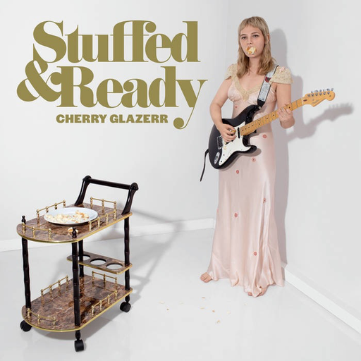 Cherry Glazerr - Stuffed & Ready (Cherry Red LP)
