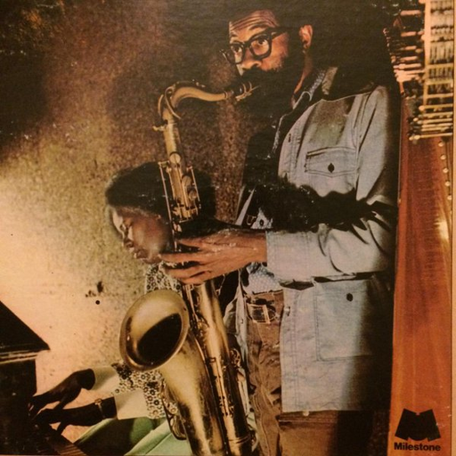 Joe Henderson and Alice Coltrane - The Elements (LP)