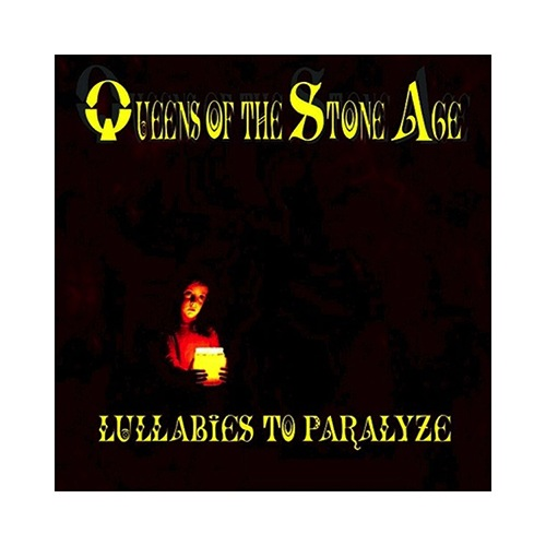 Queens Of The Stone Age - Lullabies To Paralyze (180g 2LP)