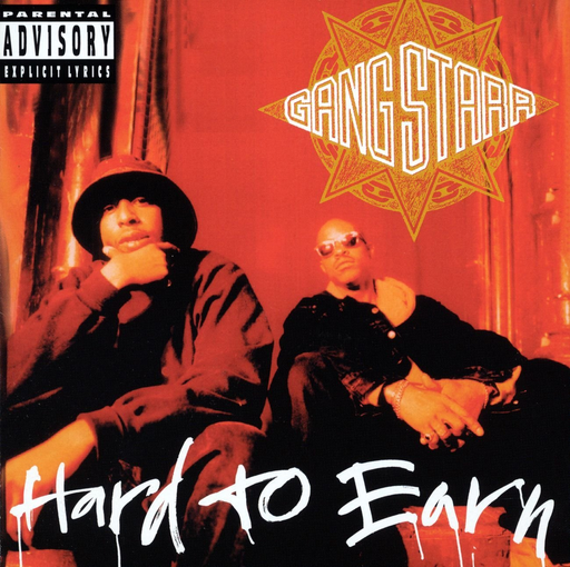 Gang Starr - Hard To Earn (2LP)