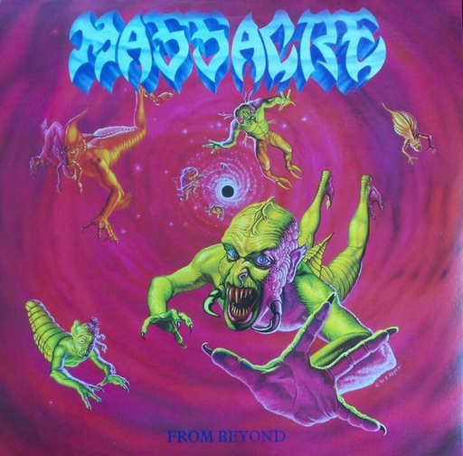 Massacre - From Beyond (LP)
