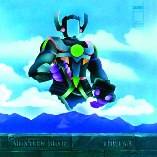 Can - Monster Movie (EU Import LP)