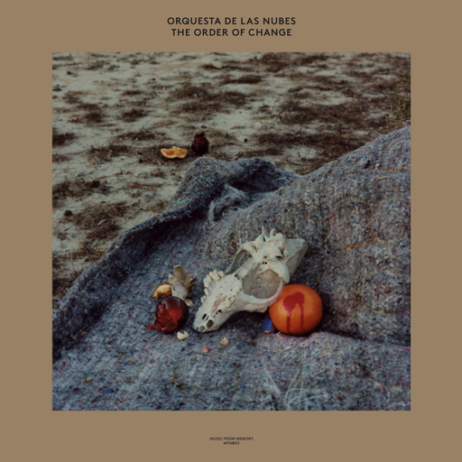 Orquesta De Las Nubes - The Order Of Change (LP)