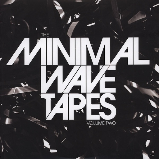 Various Artists - Minimal Wave Tapes Vol.2 (2LP)