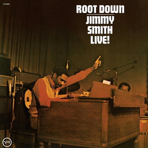 Jimmy Smith - Root Down: Live (LP)