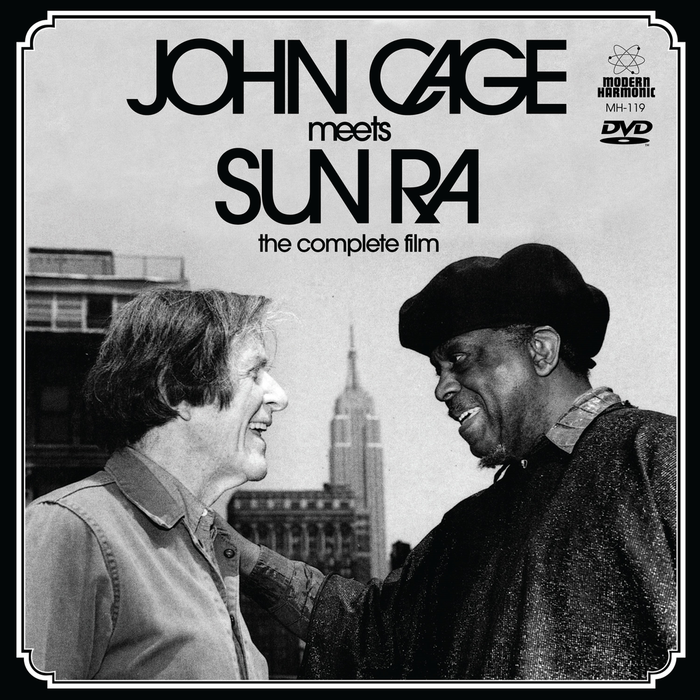 "John Cage meets Sun Ra  - John Cage Meets Sun Ra - The Complete Film (7"" + DVD)"