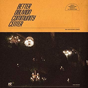 Better Oblivion Community Center (Phoebe Bridgers & Conor Oberst) - Better Oblivion Community Center (Orange LP)