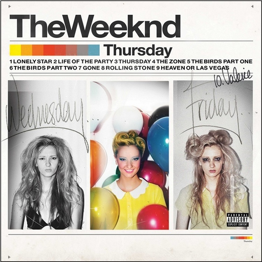 Weeknd - Thursday (2LP)
