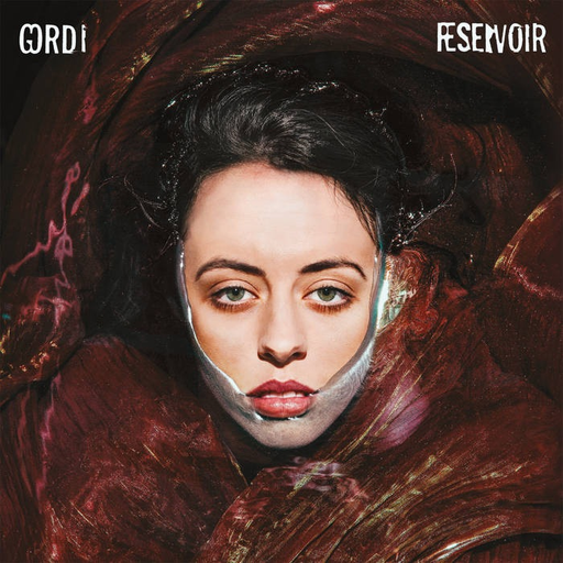Gordi - Reservoir (magenta & white marbled LP)