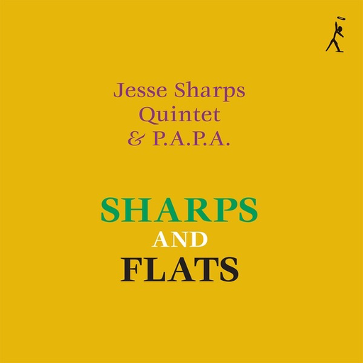 Jesse Sharps Quintet & Pan-Afrikan Peoples Arkestra  Sharps and Flats (2LP Import)