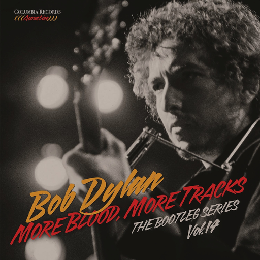 Bob Dylan - More Blood, More Tracks: The Bootleg Series Vol. 14 (Vinyl 2LP + CD)