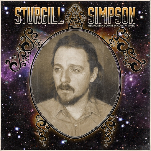 Sturgill Simpson - Metamodern Sounds in Country Music (LP)
