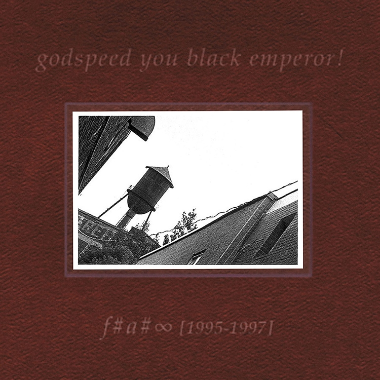 Godspeed You! Black Emperor - F#A# (LP)