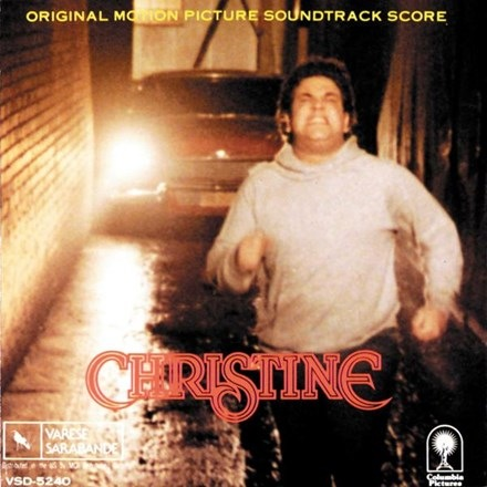 John Carpenter In Association with Alan Howarth - Christine (Original Motion Picture Score)