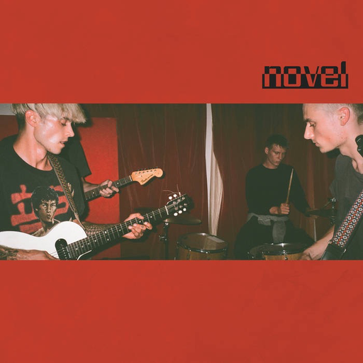 NOV3L - Novel (LP)