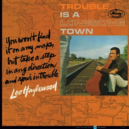 Lee Hazlewood - Trouble Is A Lonesome Town (2LP)