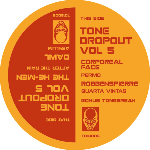 Various Artists - Tone DropOut Vol. 5 (12)