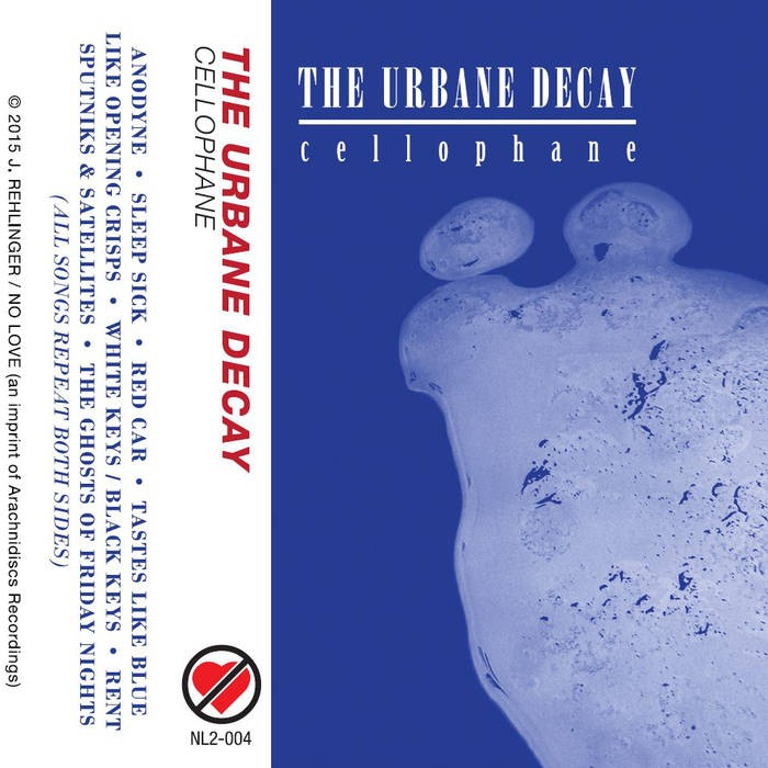 The Urbane Decay - Cellophane (Cassette)
