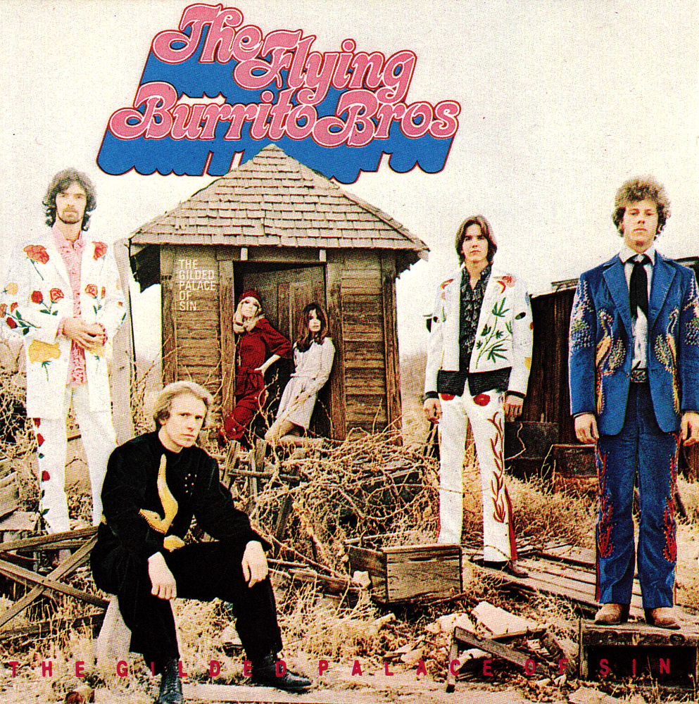 Flying Burrito Brothers - The Gilded Palace of Sin (180g LP)