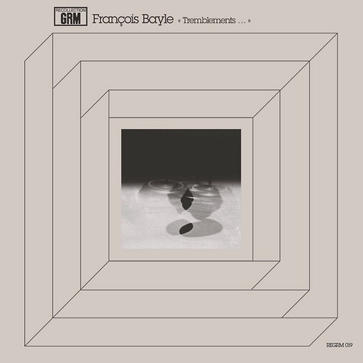Francois Bayle - Tremblements... (Import LP)