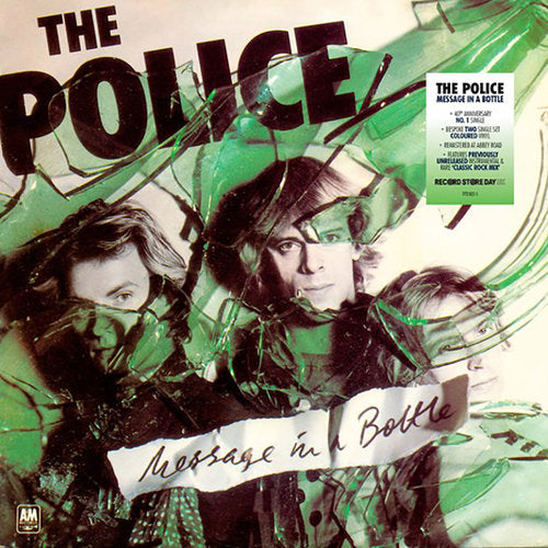 "The Police - Message In A Bottle (7"")"