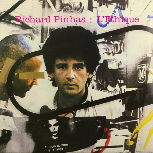Richard Pinhas - L'Ethique (Import LP)