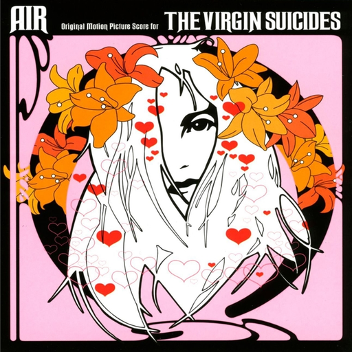 Air - Virgin Suicides (180g LP)