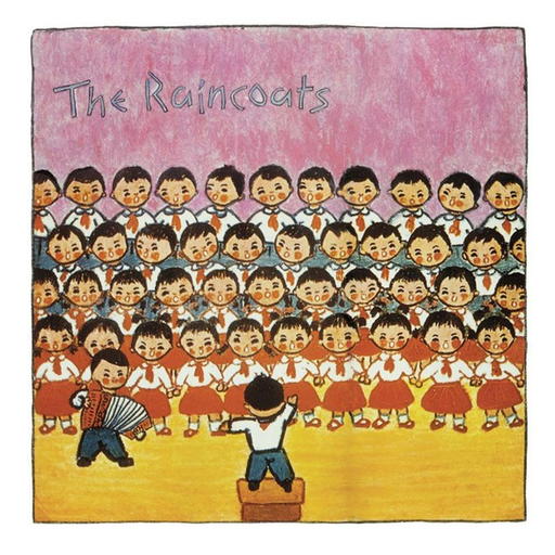 The Raincoats - The Raincoats (LP)