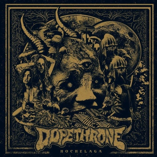 Dopethrone - Hochelaga (Red Vinyl LP)