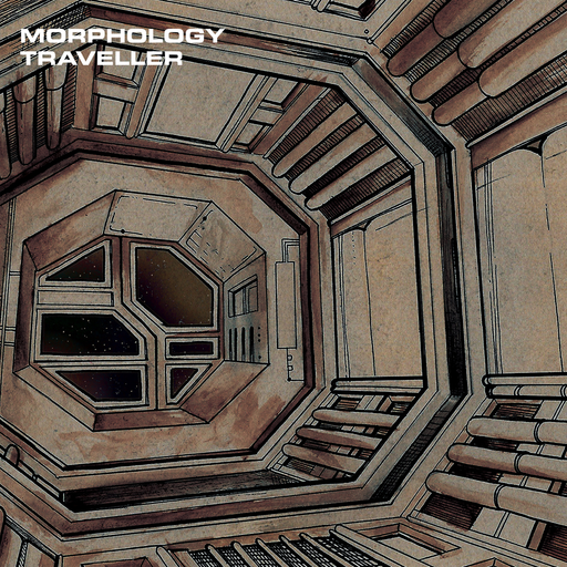 "Morphology - Traveller (2x12"")"