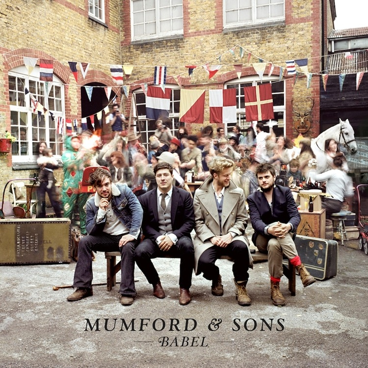 Mumford and Sons - Babel (LP)
