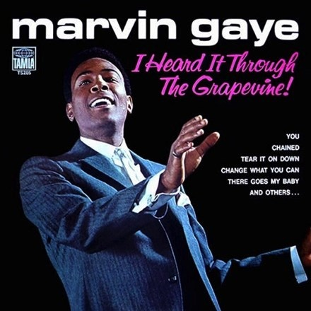 Marvin Gaye - I Heard It Through The Grapevine (180g LP)