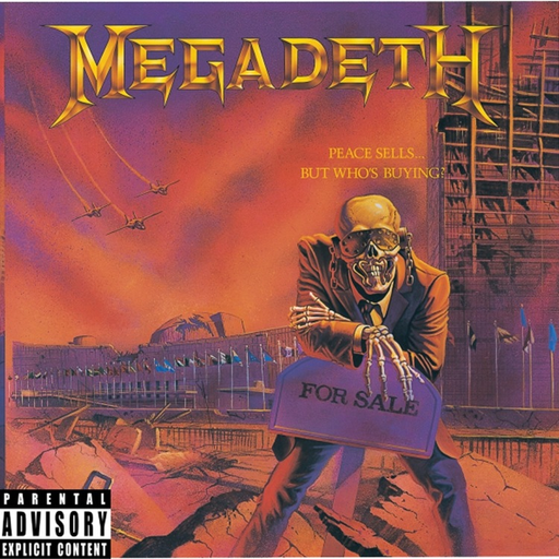 Megadeth - Peace Sells But Whos Buying? (180g LP)
